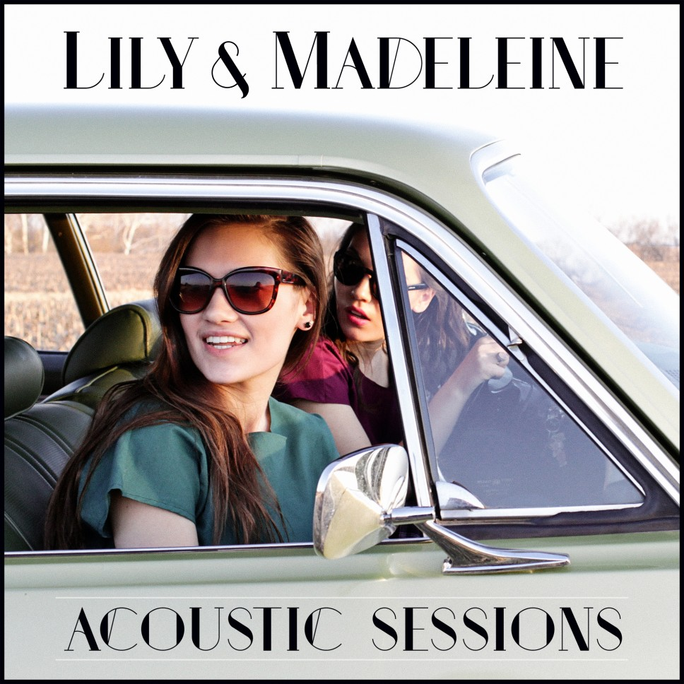 AKR357 Cover Art Lily_and_Madeleine_Acoustic_Sessions_EP_2000