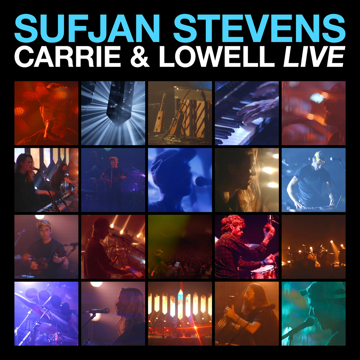 STEVENS, Sufjan - Carrie & Lowell Live