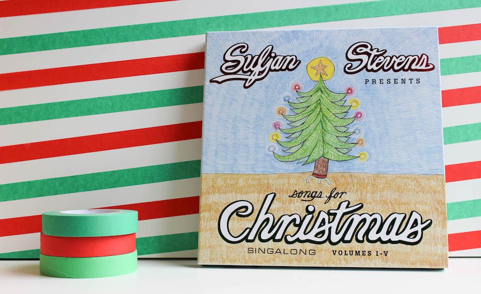 Sufjan Stevens Asthmatic Kitty Records